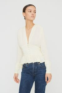 Tracy Top White
