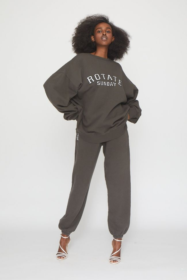Mimi Sweat Pants Raven