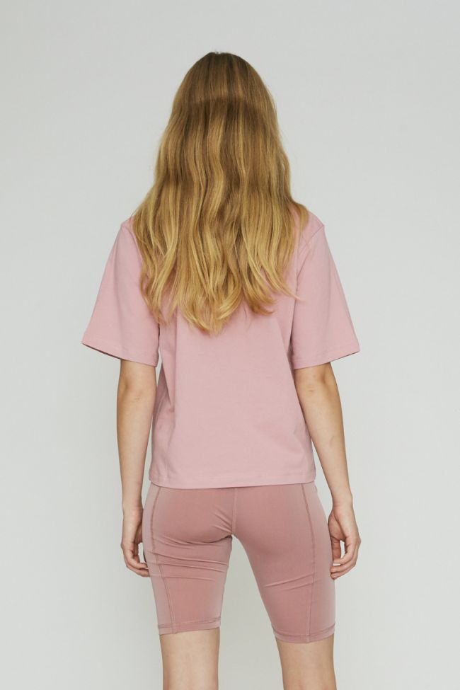 Aster T-shirt Lilas